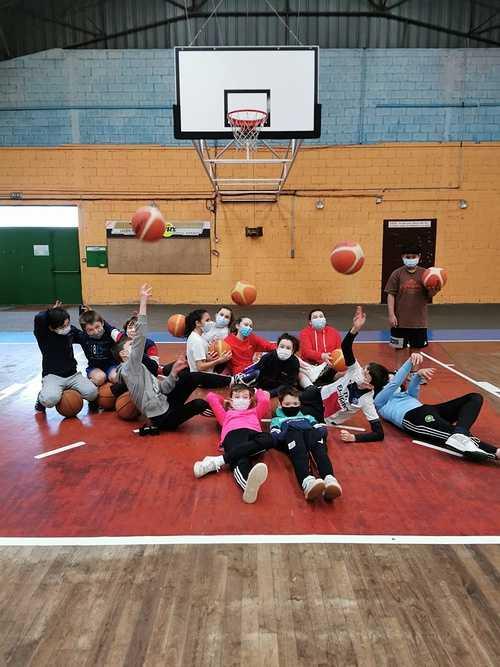 La section basket au collège img-20210105-wa0014