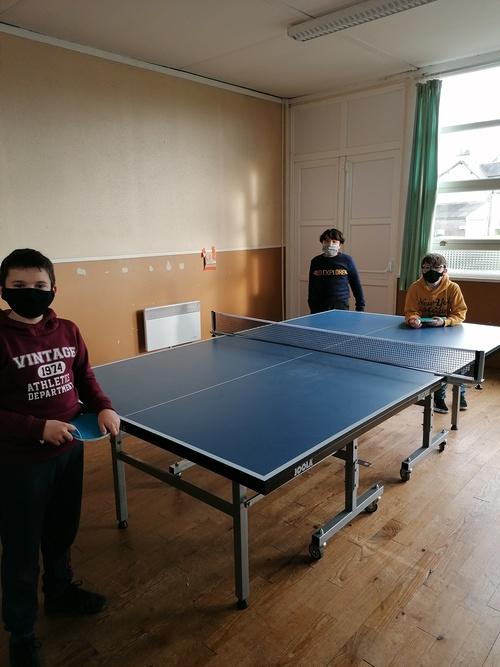 Association sportive Tennis de table