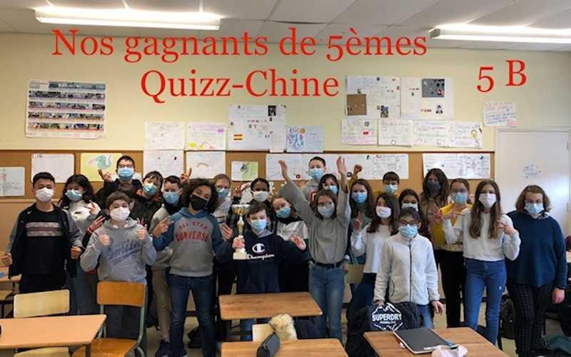 Nouvel An Chinois au Collège 2